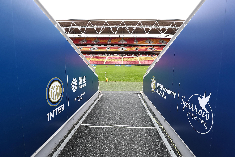 Il Queensland abbraccia Inter Academy: inaugurato il progetto in Australia
