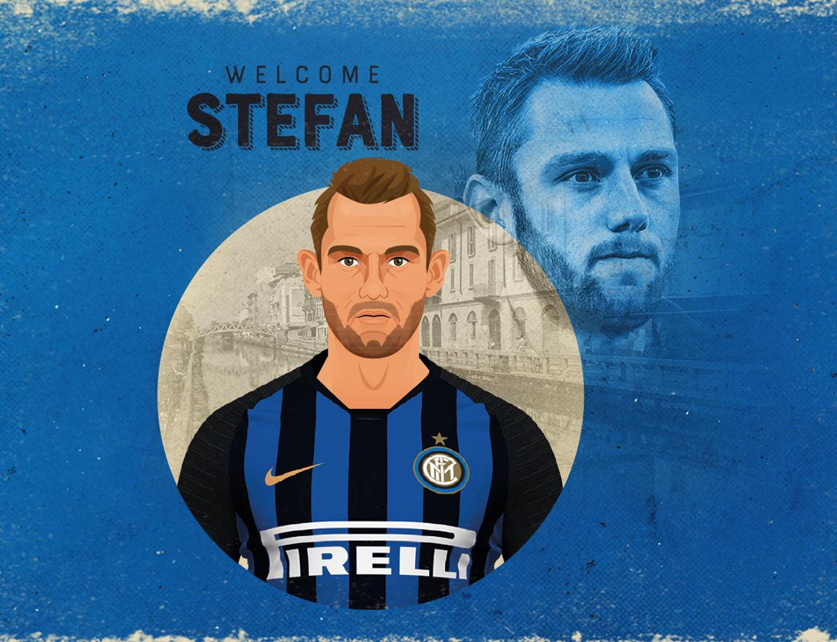 Stefan De Vrij è dell'Inter!