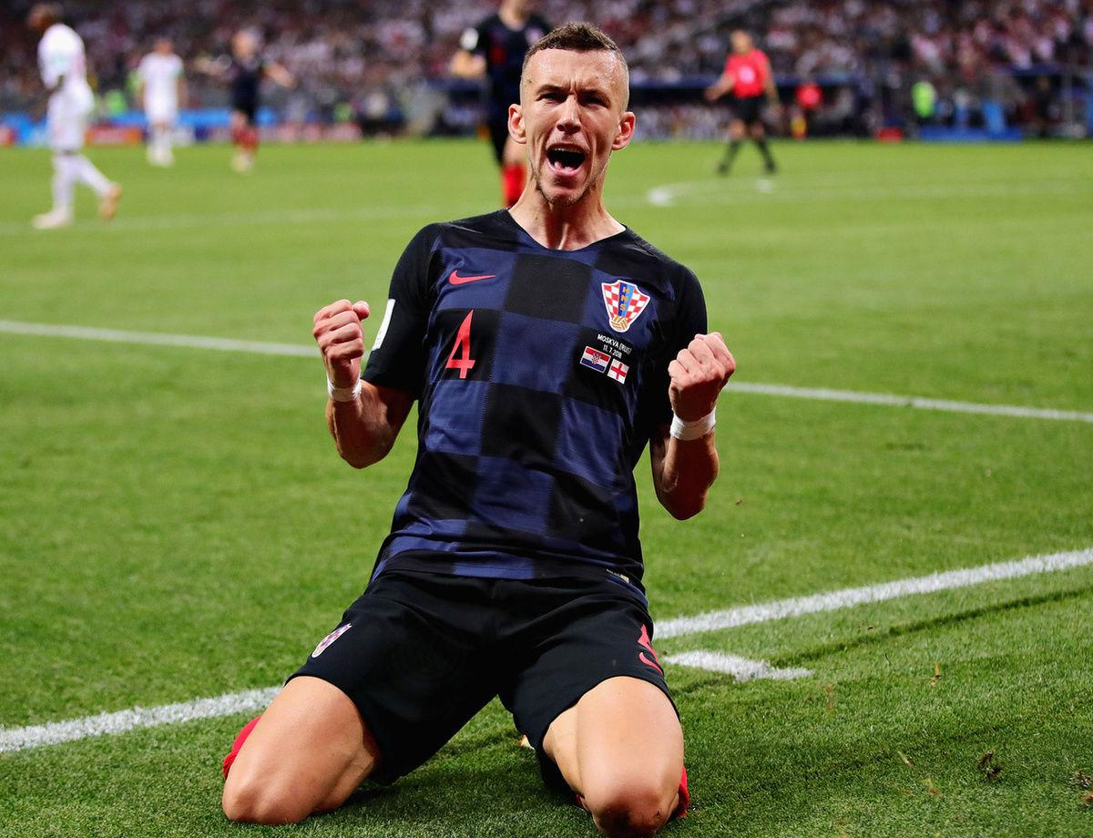 Russia 2018: Perisic and Brozovic take Croatia to the final!