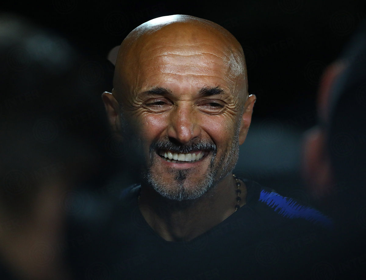 "Spalletti: ""Important to have shown our work from the past few days"""
