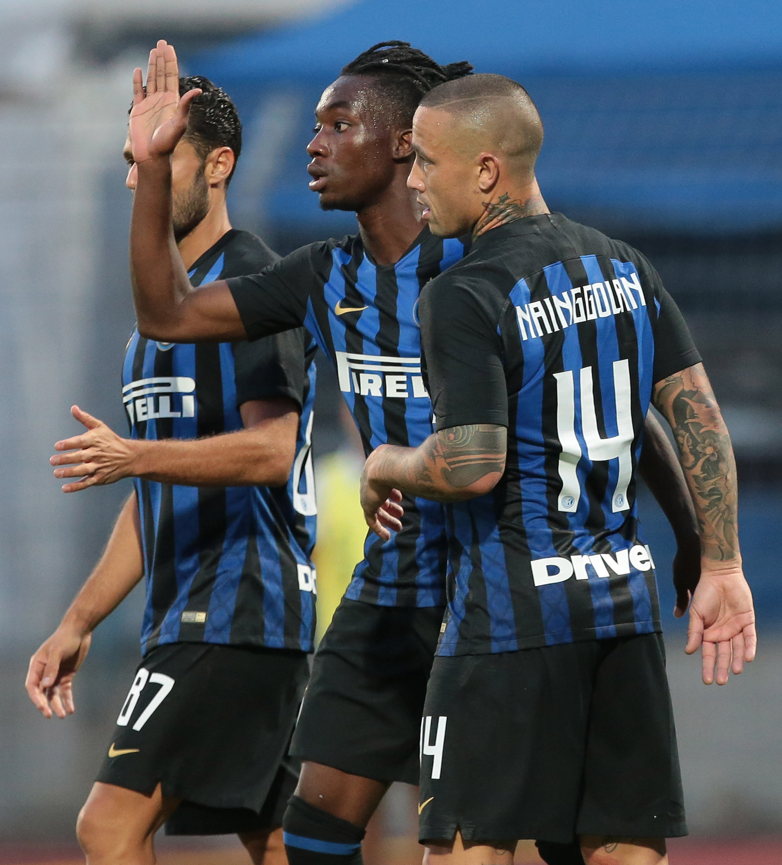 A solid start to Inter's 2018-19 campaign: photos from the 110 Summer Cup