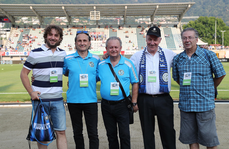 属于卢加诺国米球迷俱乐部会员的特殊的一天