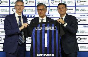 Crédit Agricole diventa Official Bank e Top Partner di FC Internazionale Milano