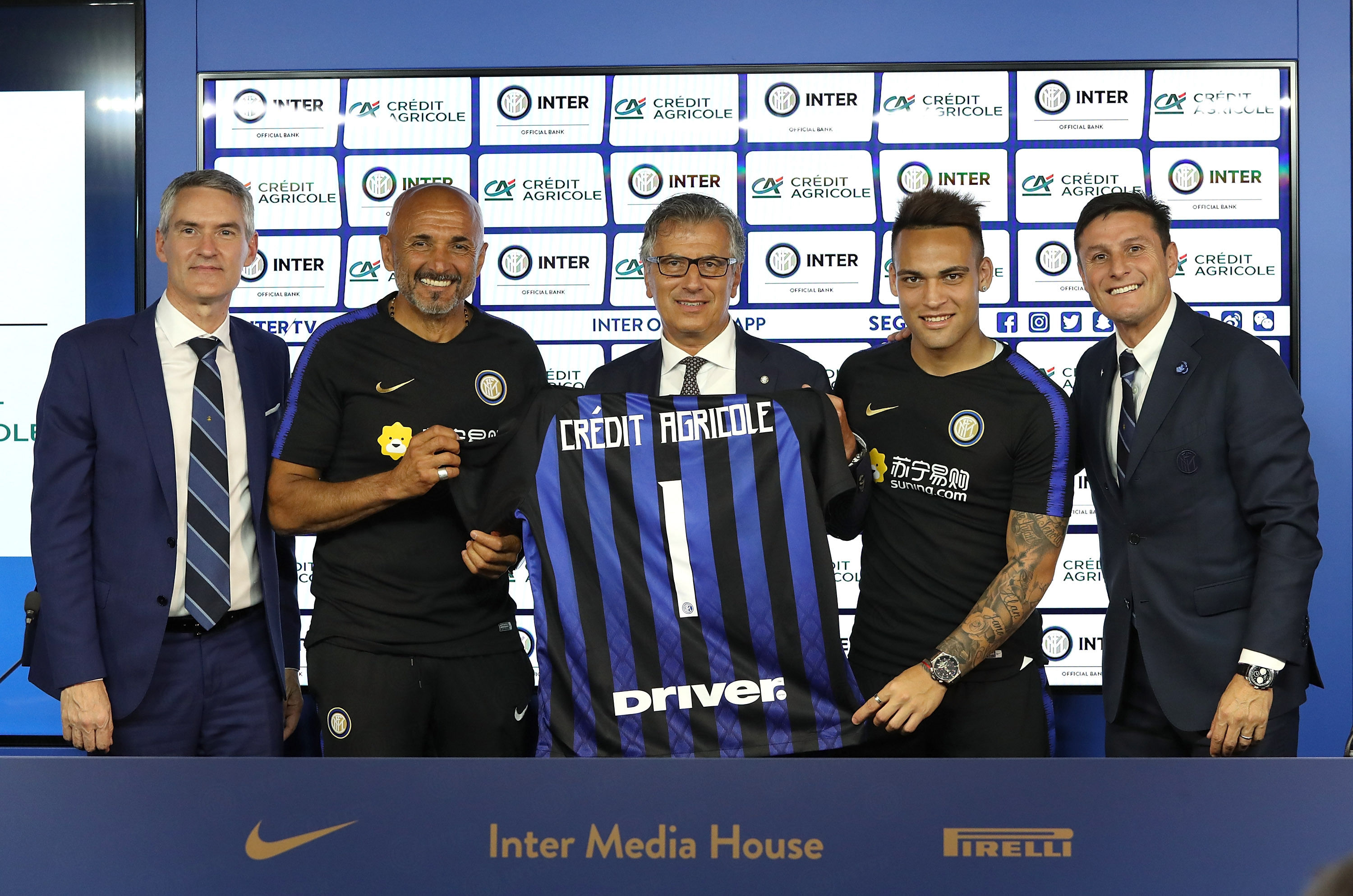 Crédit Agricole diventa Official Bank e Top Partner di FC Internazionale Milano