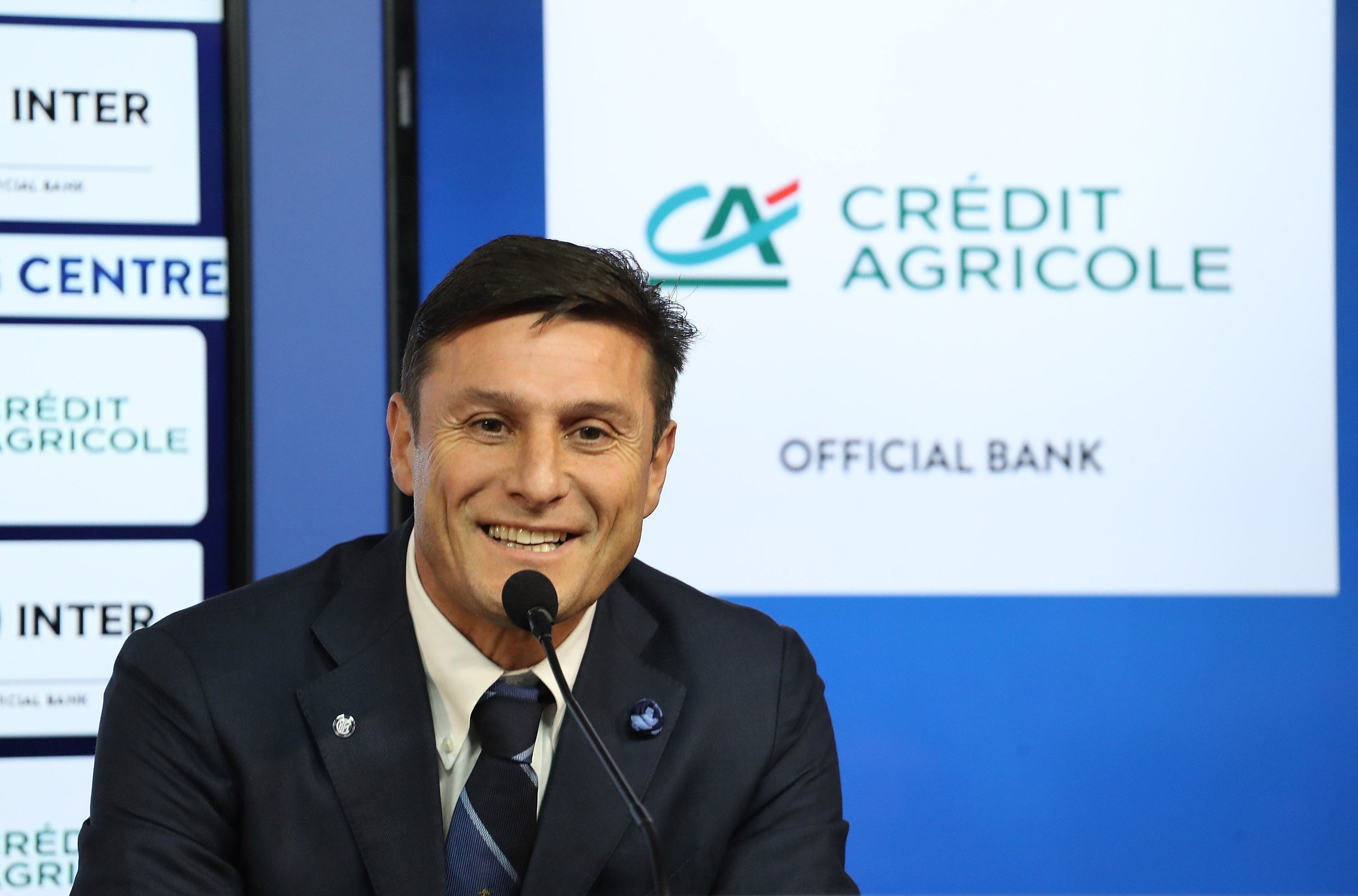 Crédit Agricole become FC Internazionale Milano's Official Bank and Top Partner
