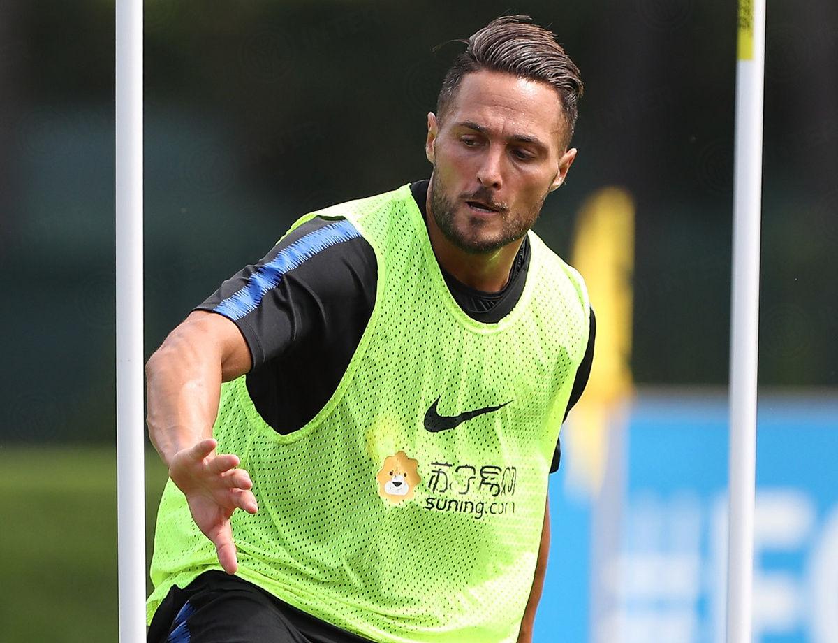 """D'Ambrosio: """"Kami tidak sabar untuk memainkan laga-laga penting"""""""