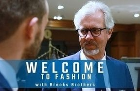 Selamat datang ke... mode: antara Milan dan New York bersama Brooks Brothers