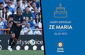 Happy Birthday Ze Maria!