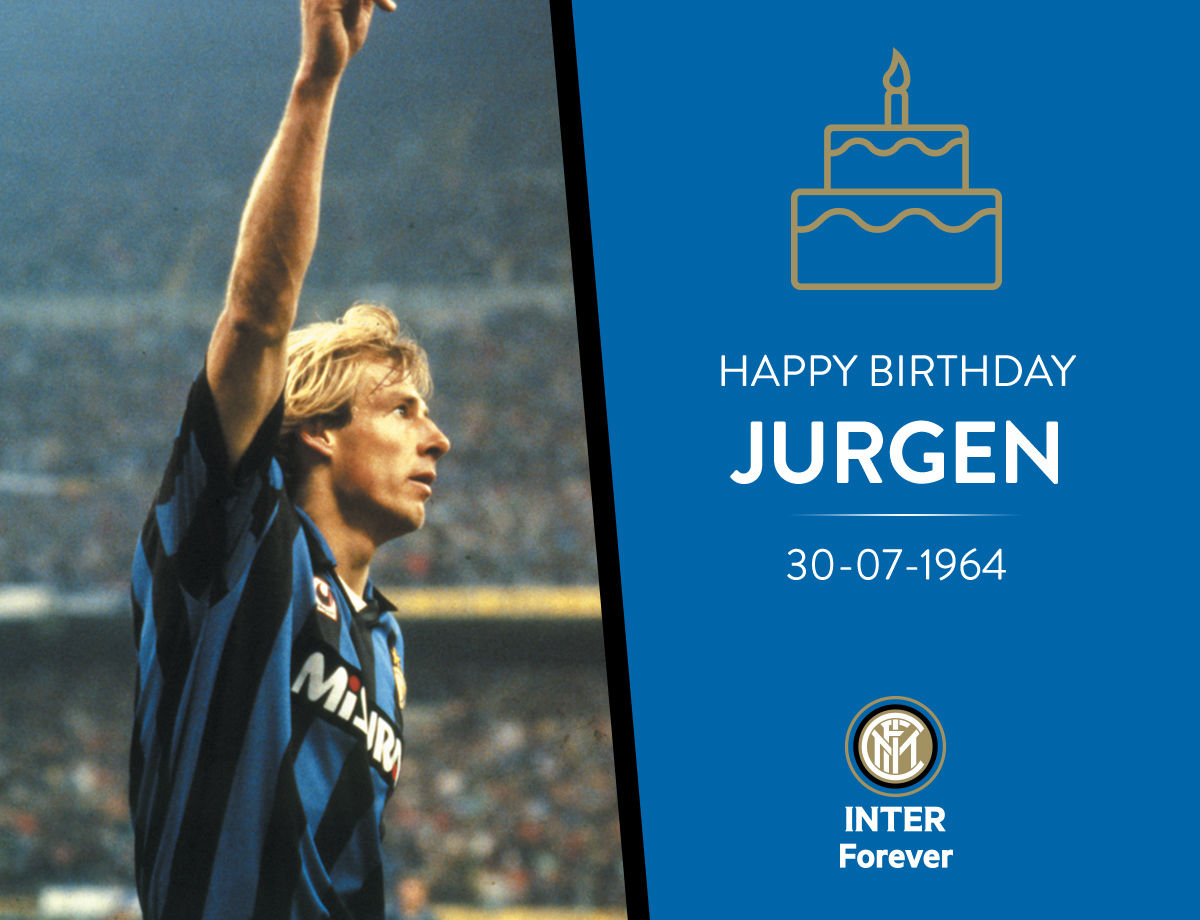 Happy Birthday Jurgen!