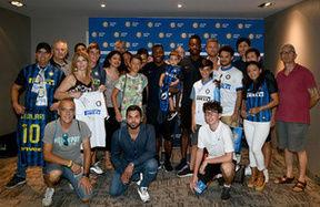 Meet and greet a Nizza per i soci Inter Club