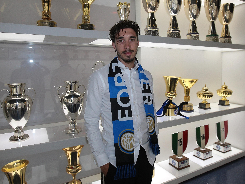 弗尔萨利科在国际米兰的第一天