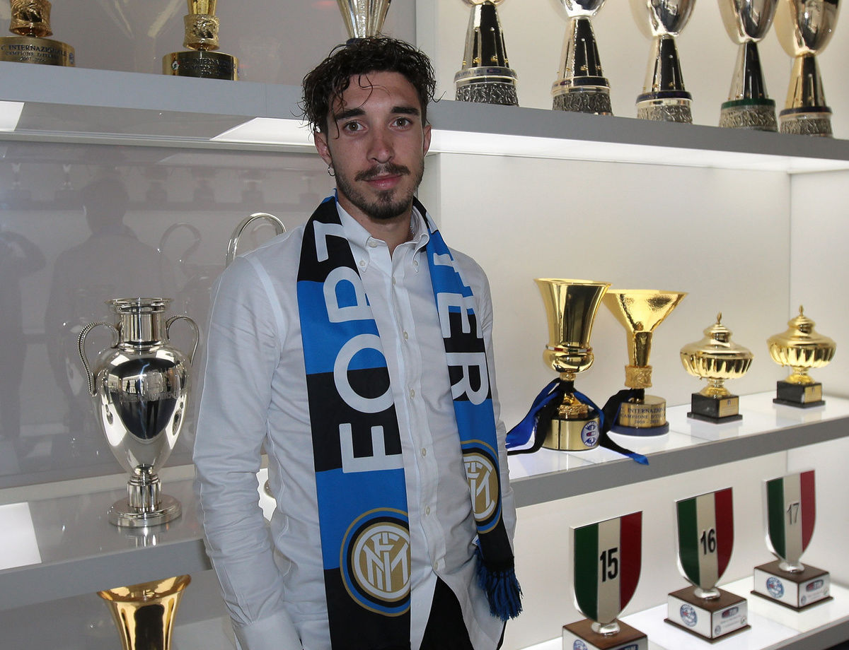 "Vrsaljko: ""I'm ready for my adventure with Inter"""