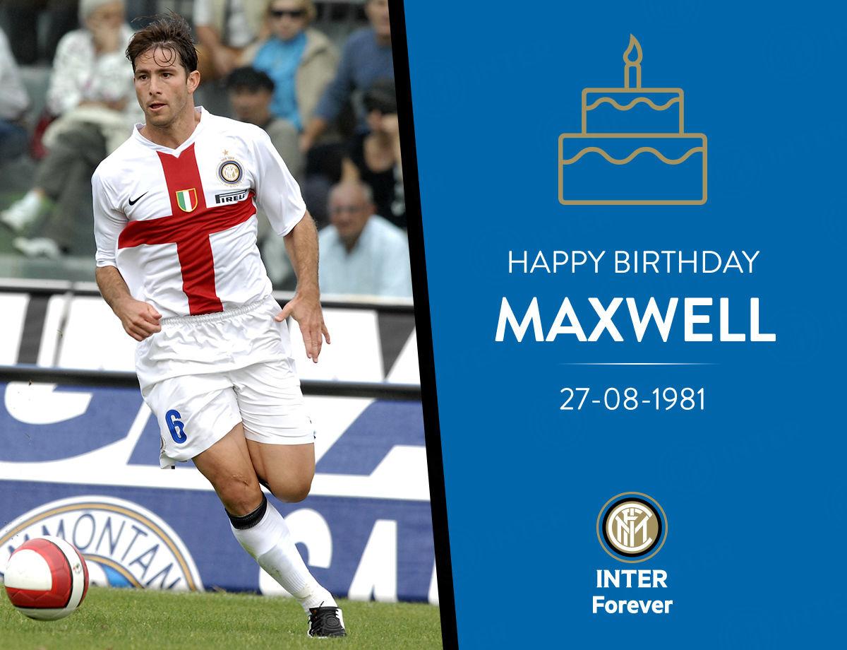生日快乐,马克斯韦尔!