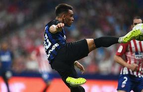 L'Inter supera anche l'Atletico: decide Lautaro