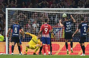 Atletico-Inter, le immagini più belle del match