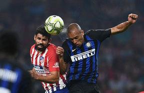"""Miranda: """"Voglio vincere con l'Inter"""""""