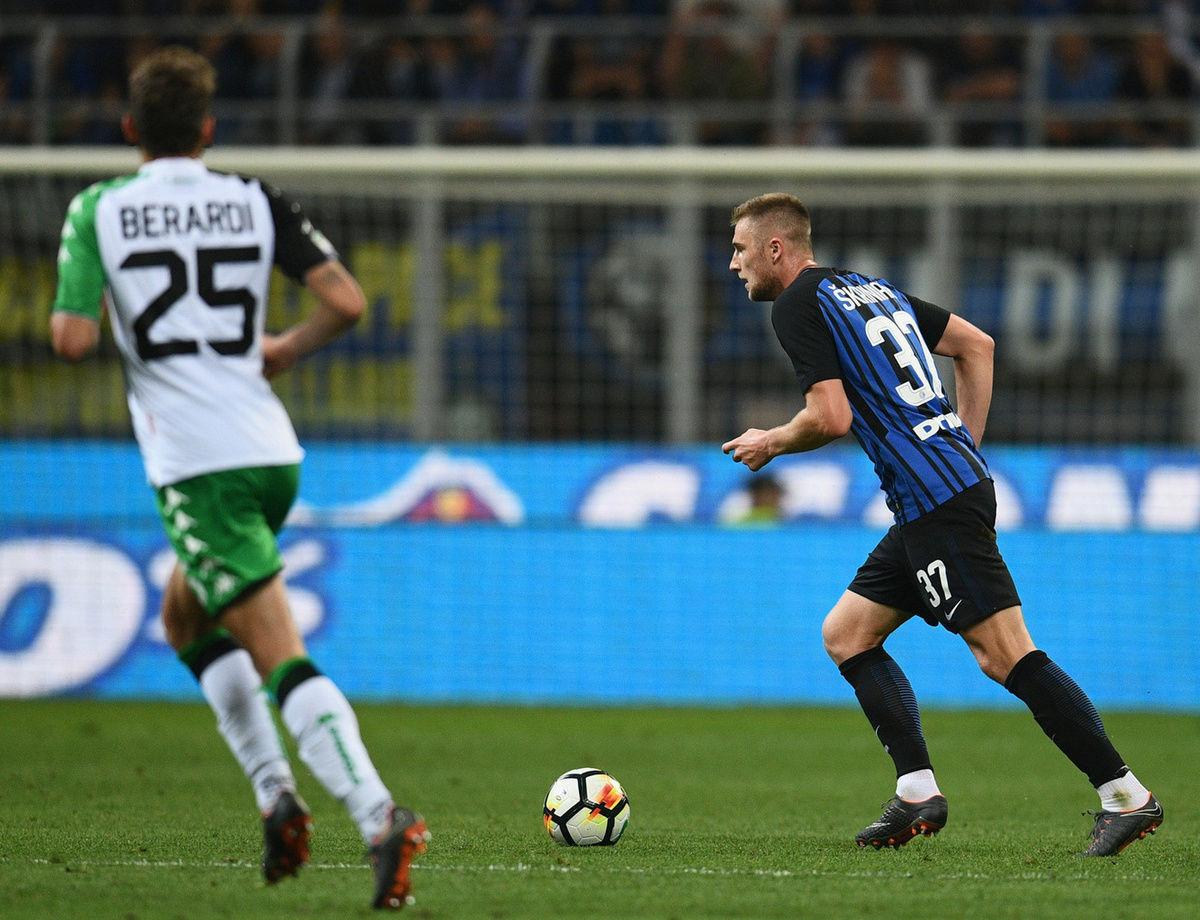 Sassuolo vs. Inter: Stats and trivia