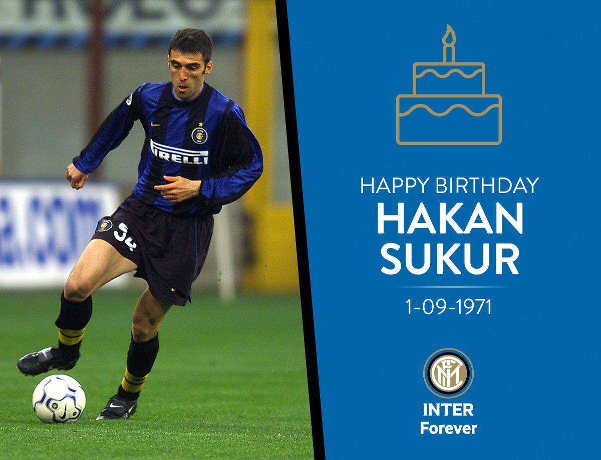Feliz cumpleaños Hakan Sukur