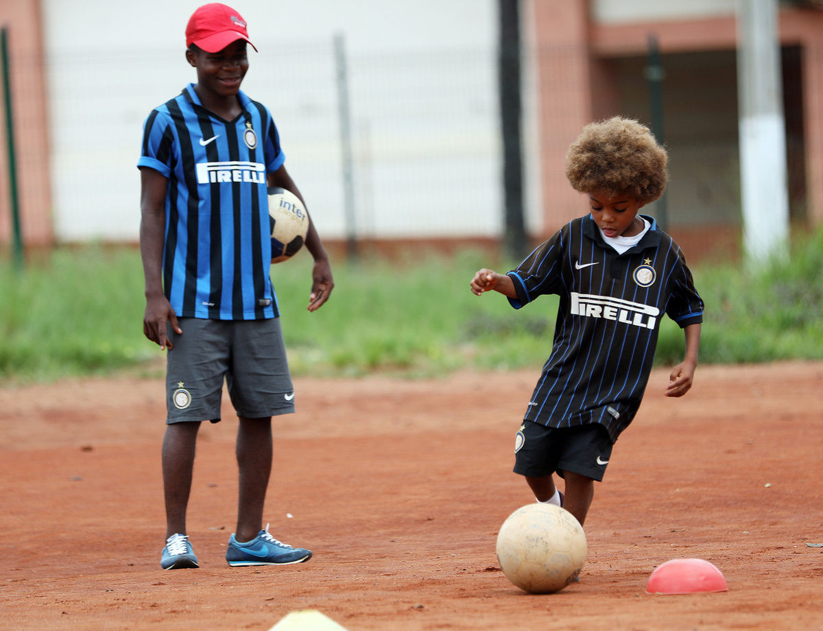 Who are the Inter Campus coaches?