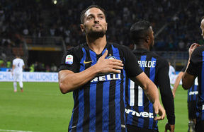 """D'Ambrosio: """"A goal that I really wanted"""""""
