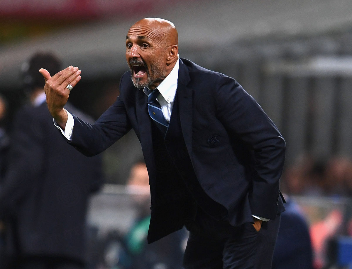 """Spalletti: """"My mission is to contribute to the success of Inter"""""""