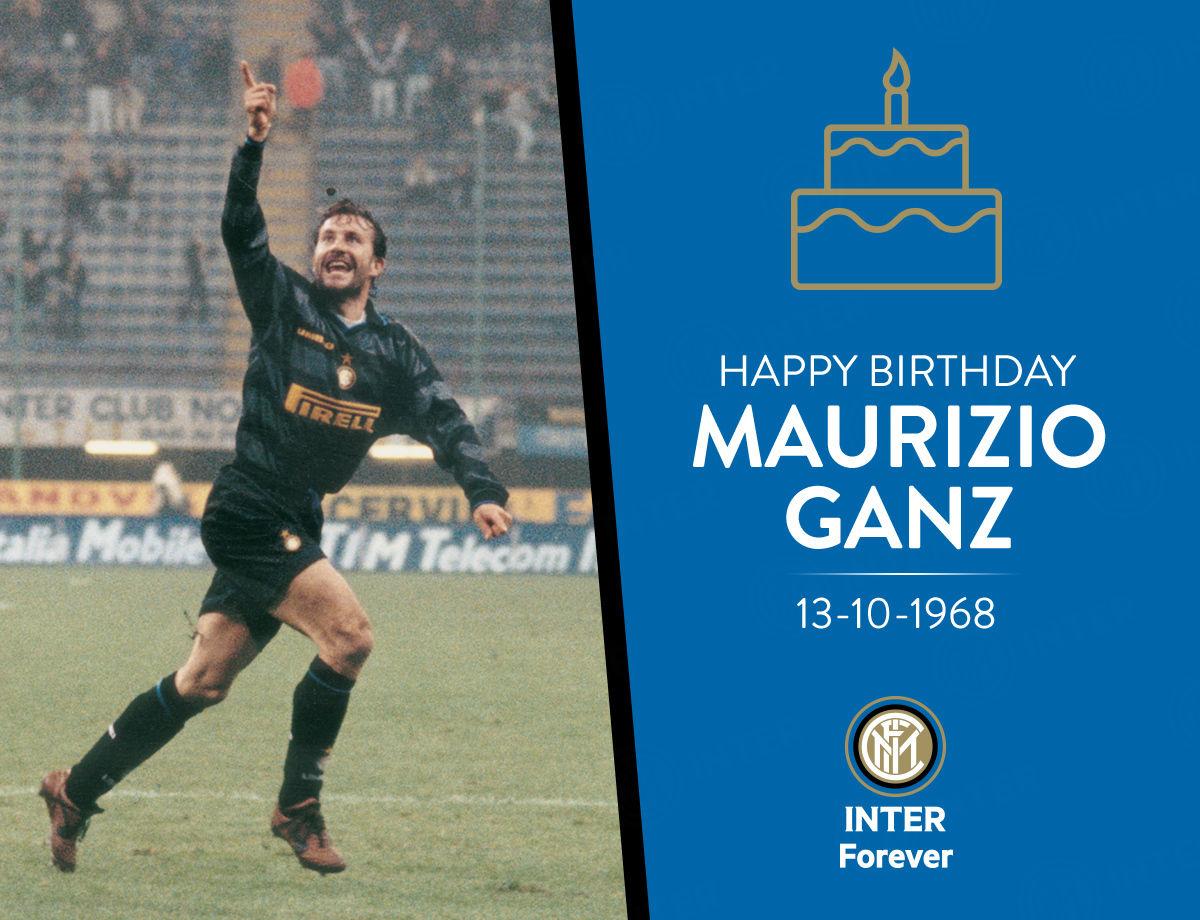 Happy Birthday Maurizio Ganz