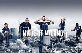 #InterMadeOfMilano: per il derby l'Inter si prepara a celebrare il legame con la città