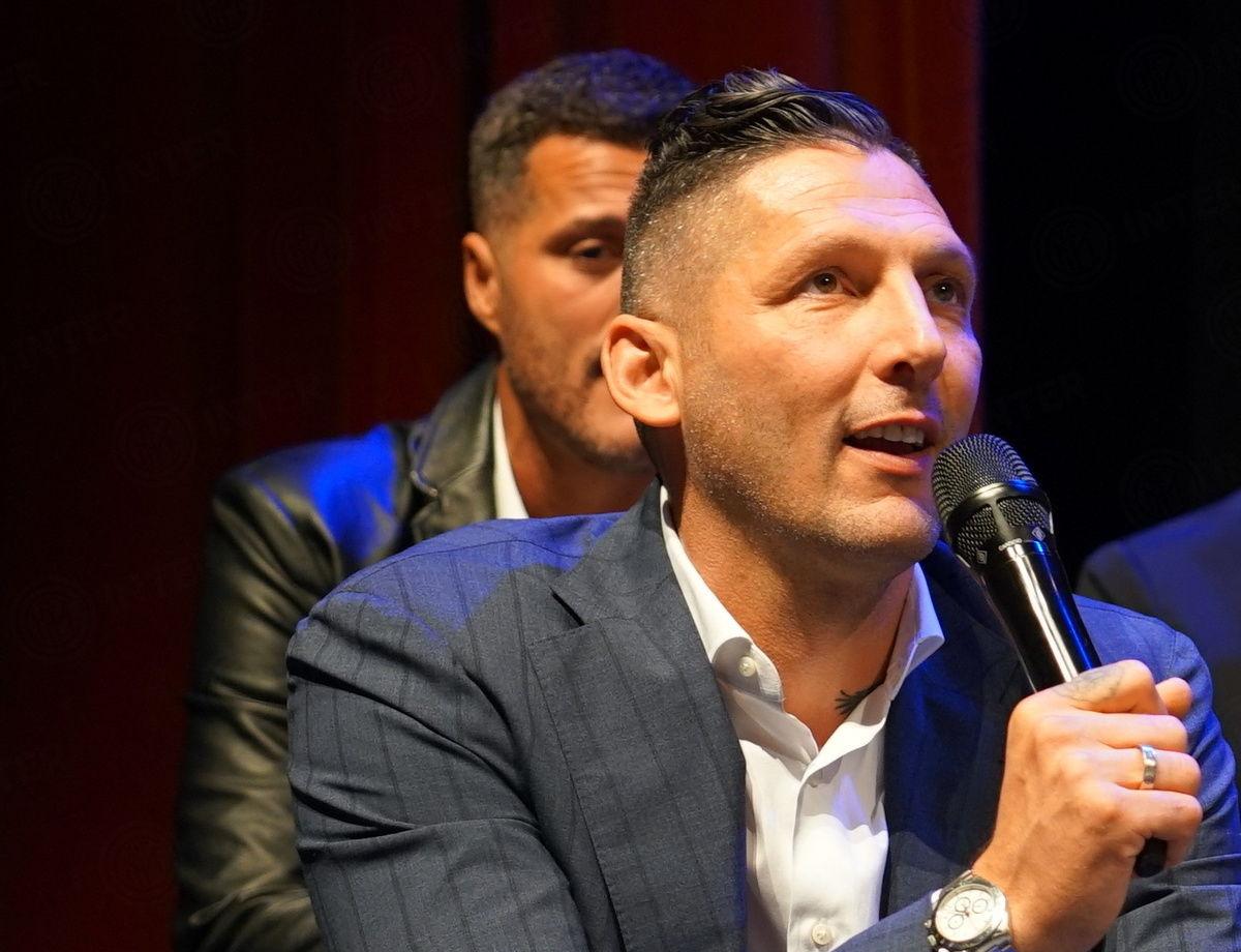 """Materazzi: """" Il Derby è sempre il Derby"""""""