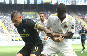 #DerbyMilano: Stats and trivia