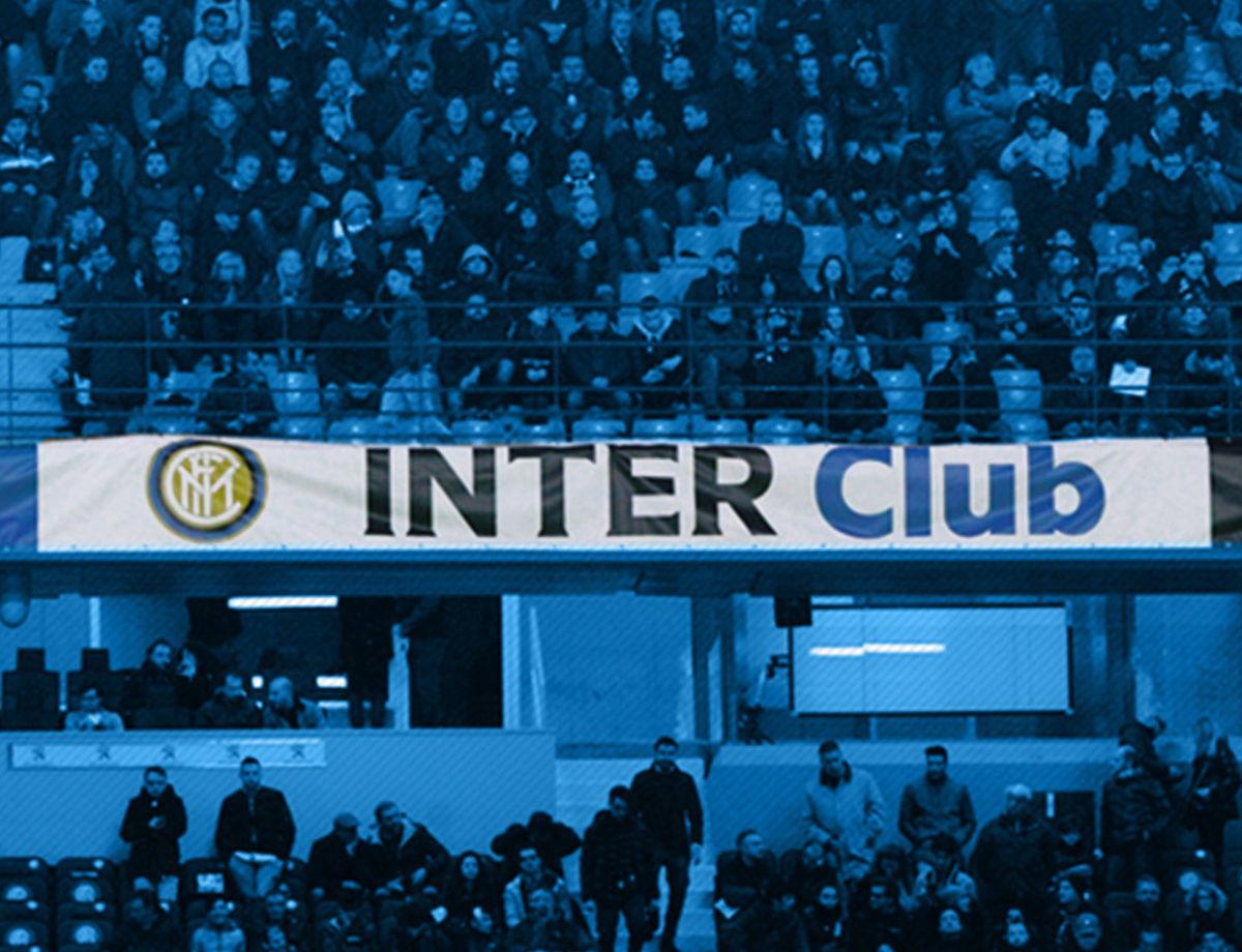 Inter-Milan, striscioni accreditati