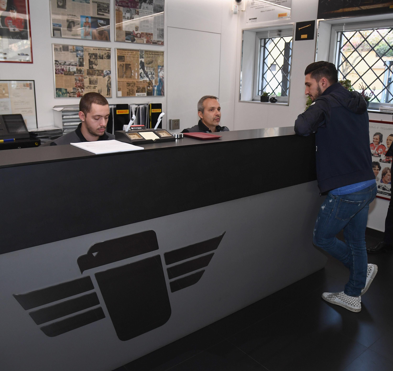 Cambio gomme con Pirelli per i nerazzurri