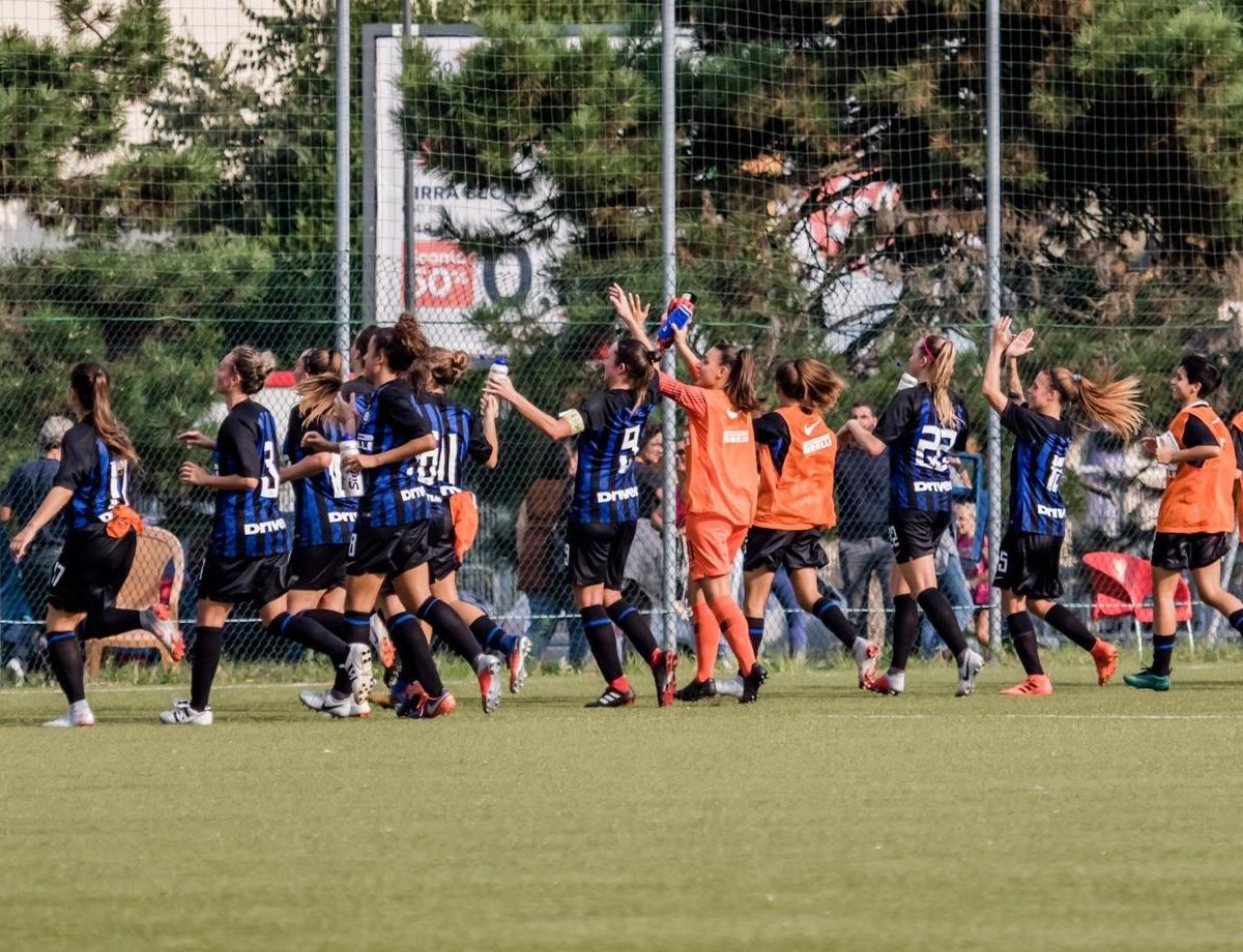 #InterWomen: new era begins with creation of women's first team