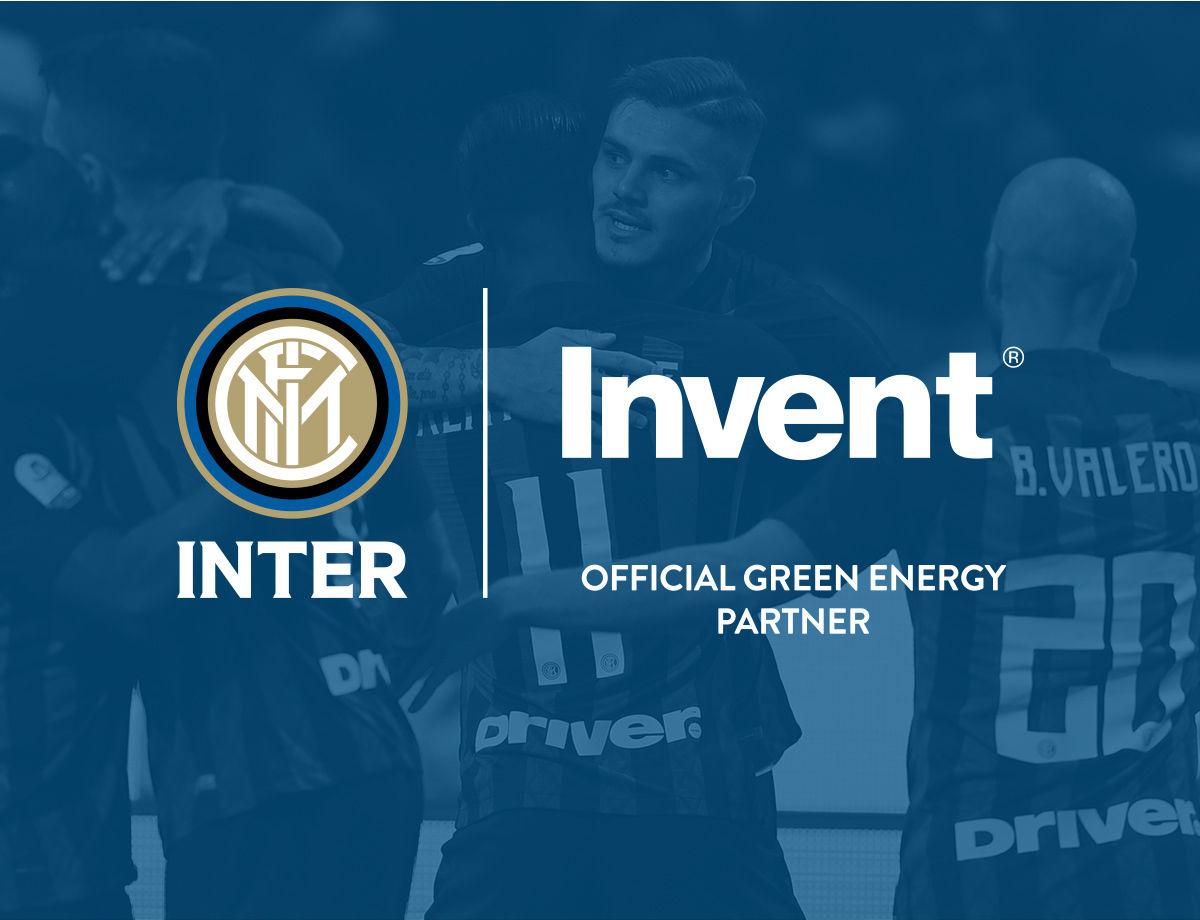 FC Internazionale Milano e Invent siglano un accordo di partnership