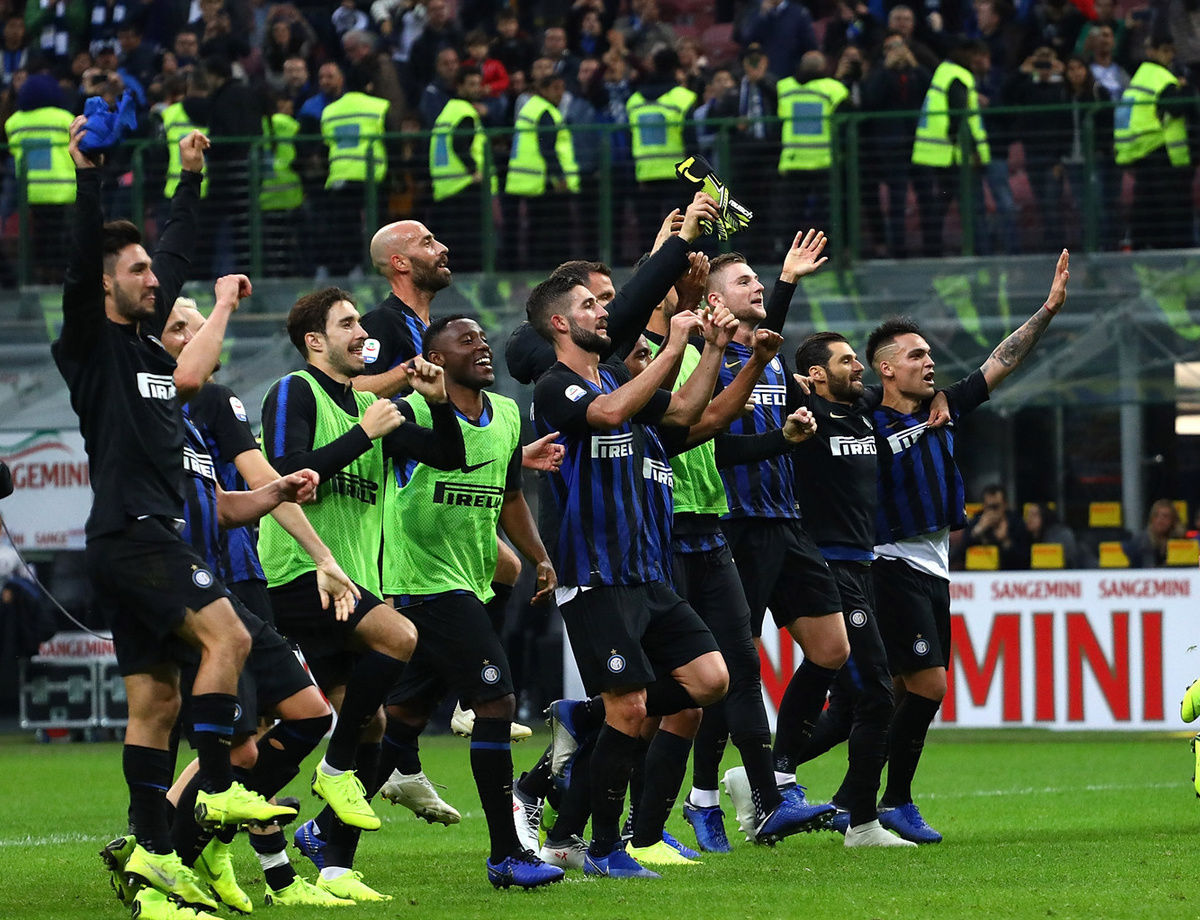 Inter 5-0 Genoa: All you need to know