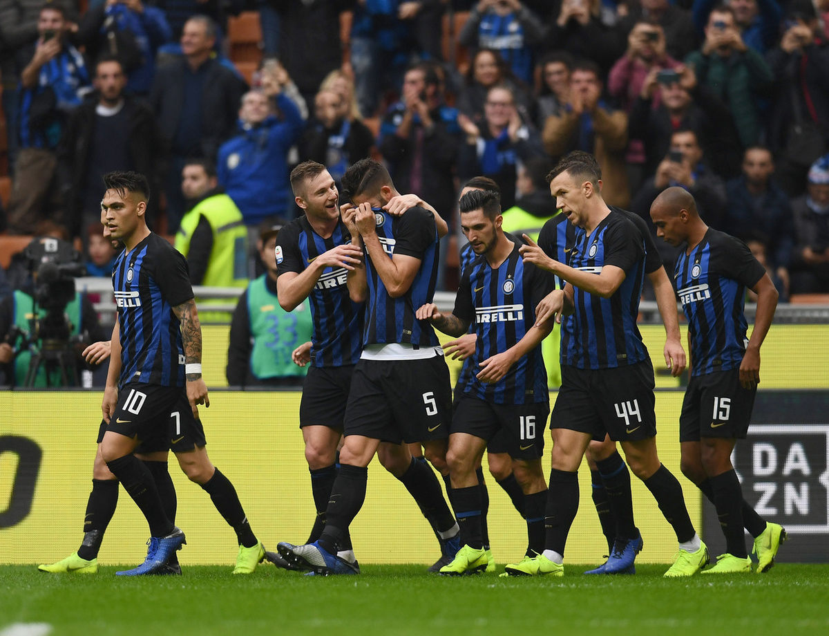 Choose your man of the match from Inter vs. Genoa
