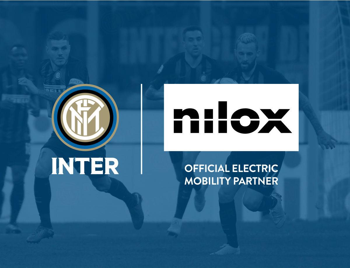 Nilox partner di FC Internazionale Milano per altri tre anni
