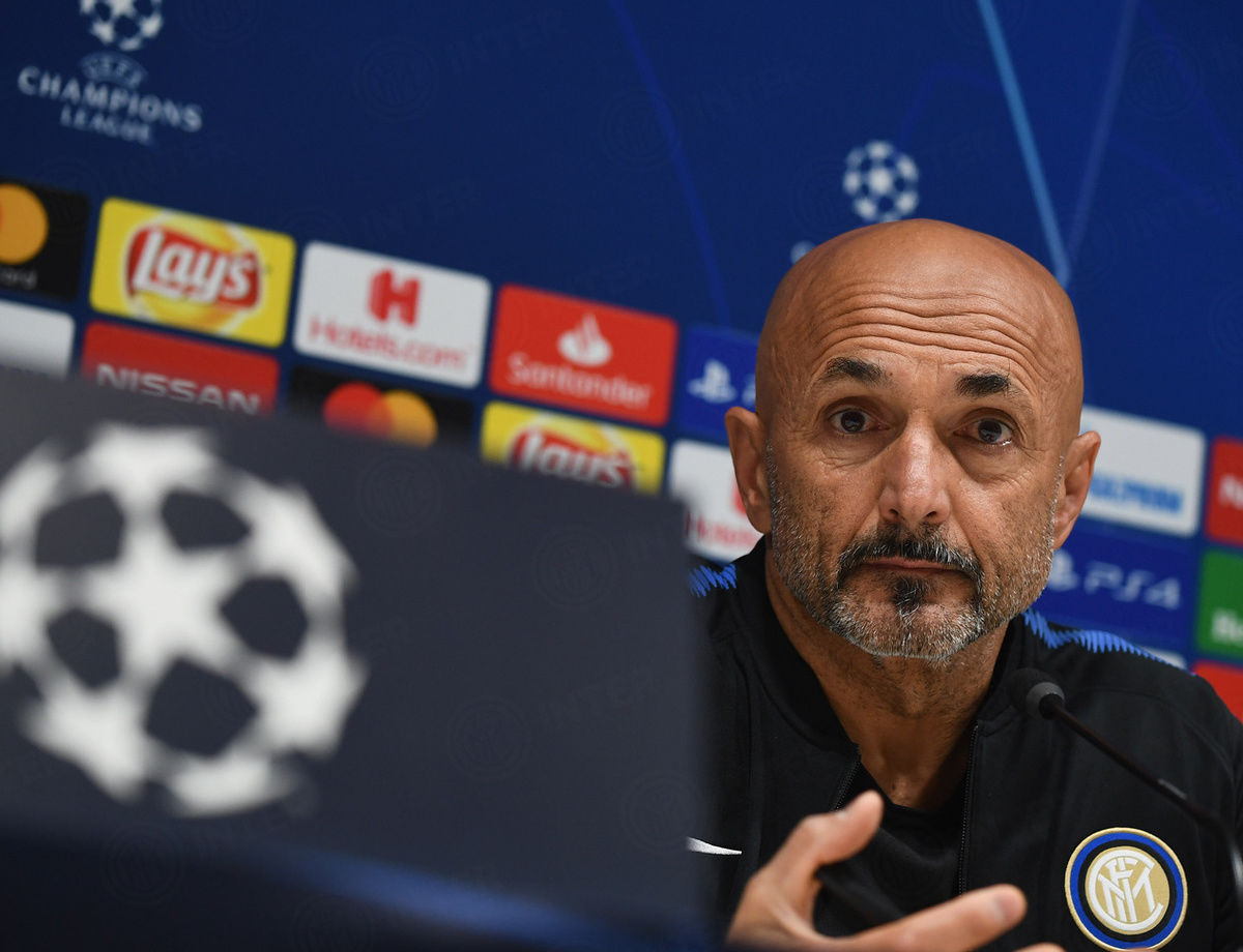 "UCL, Spalletti: ""Inter vs. Barcelona is a chance for us to prove our worth"""