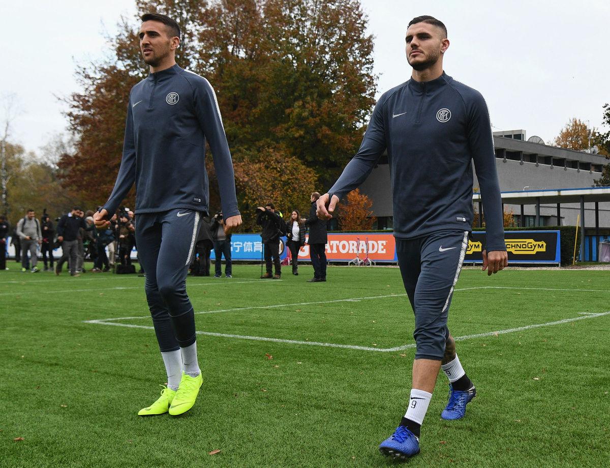 UCL, 20 jugadores convocados para el Inter vs. Barcelona