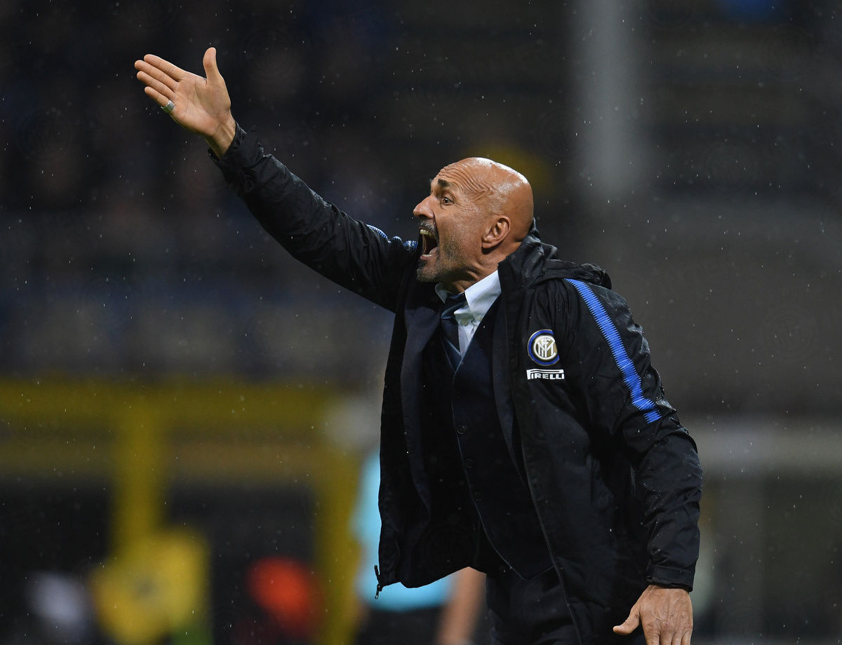 """UCL, Spalletti: """"Our reaction was vital"""""""