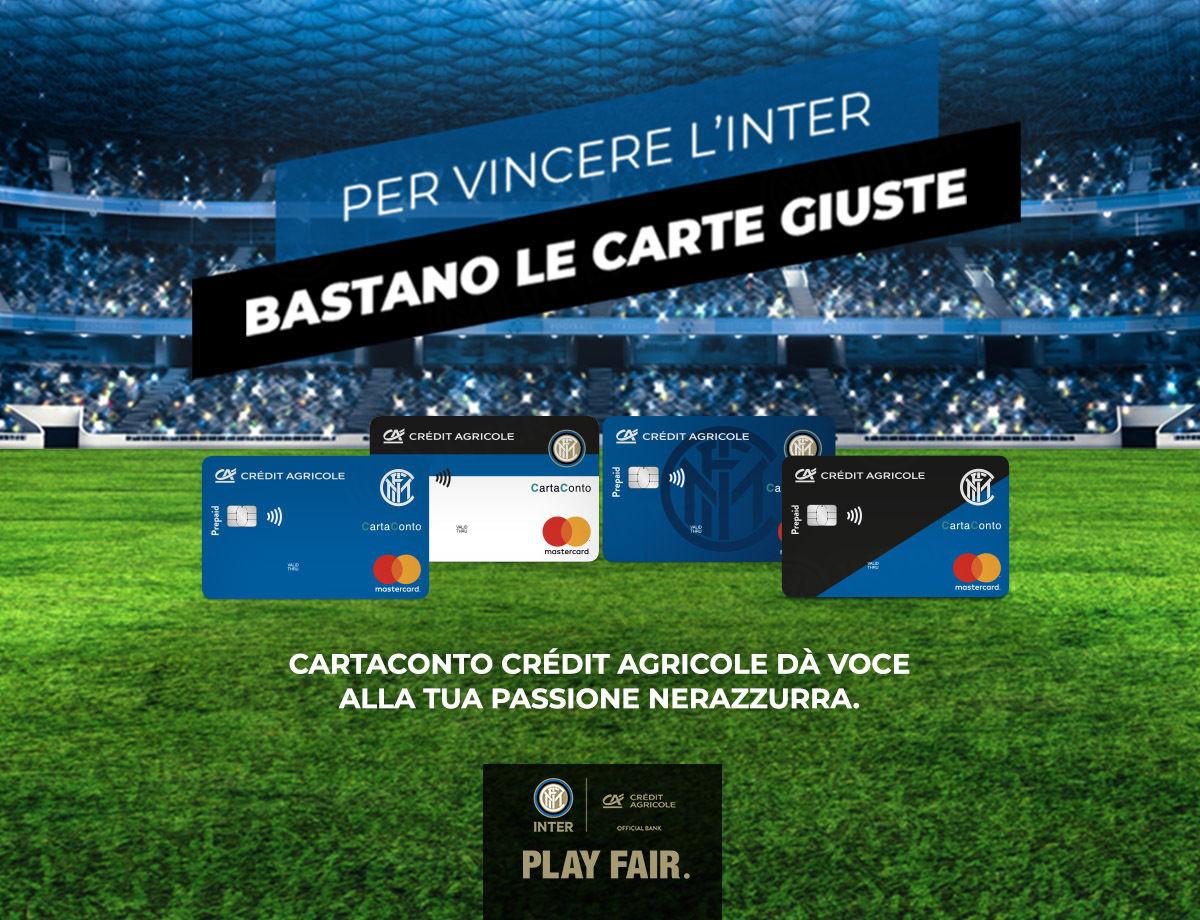Per vincere l'Inter bastano le carte giuste