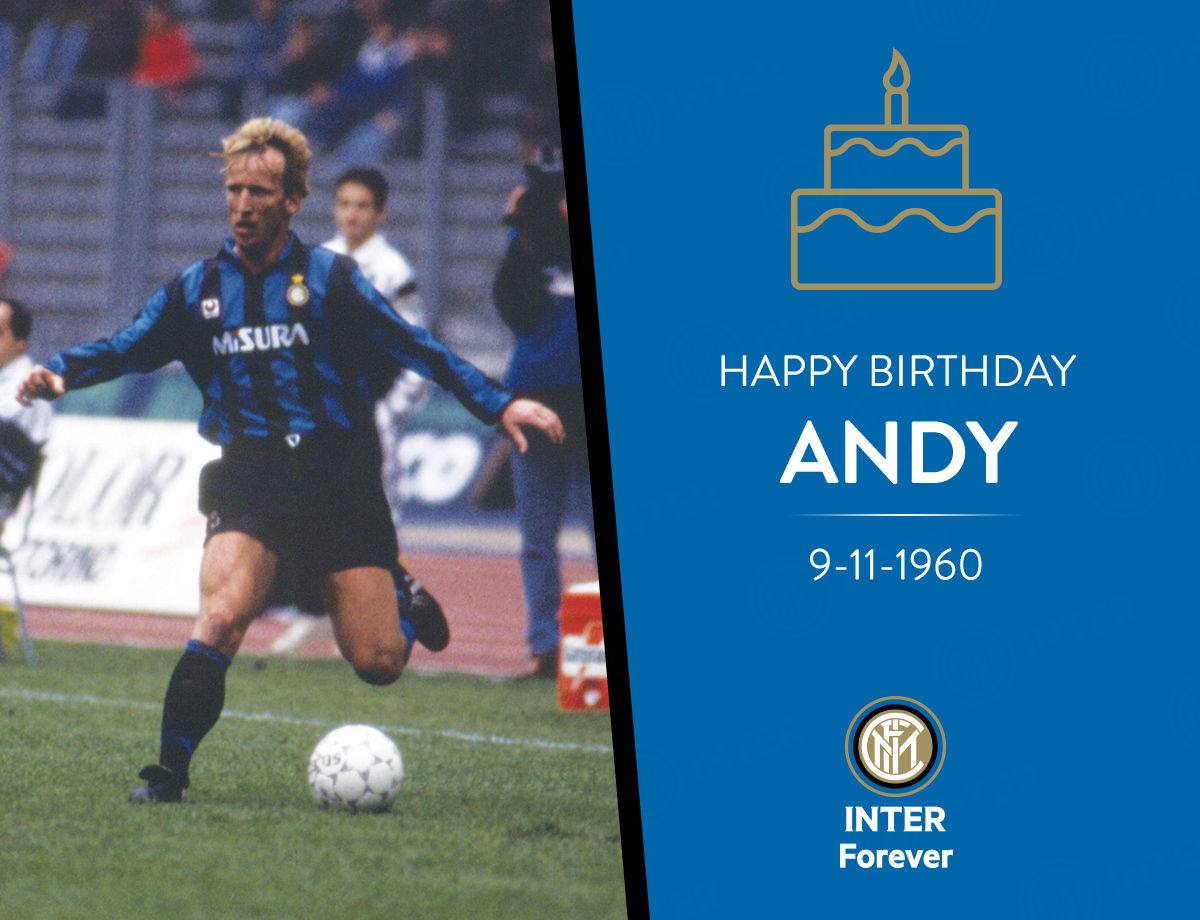 Happy Birthday, Andy!
