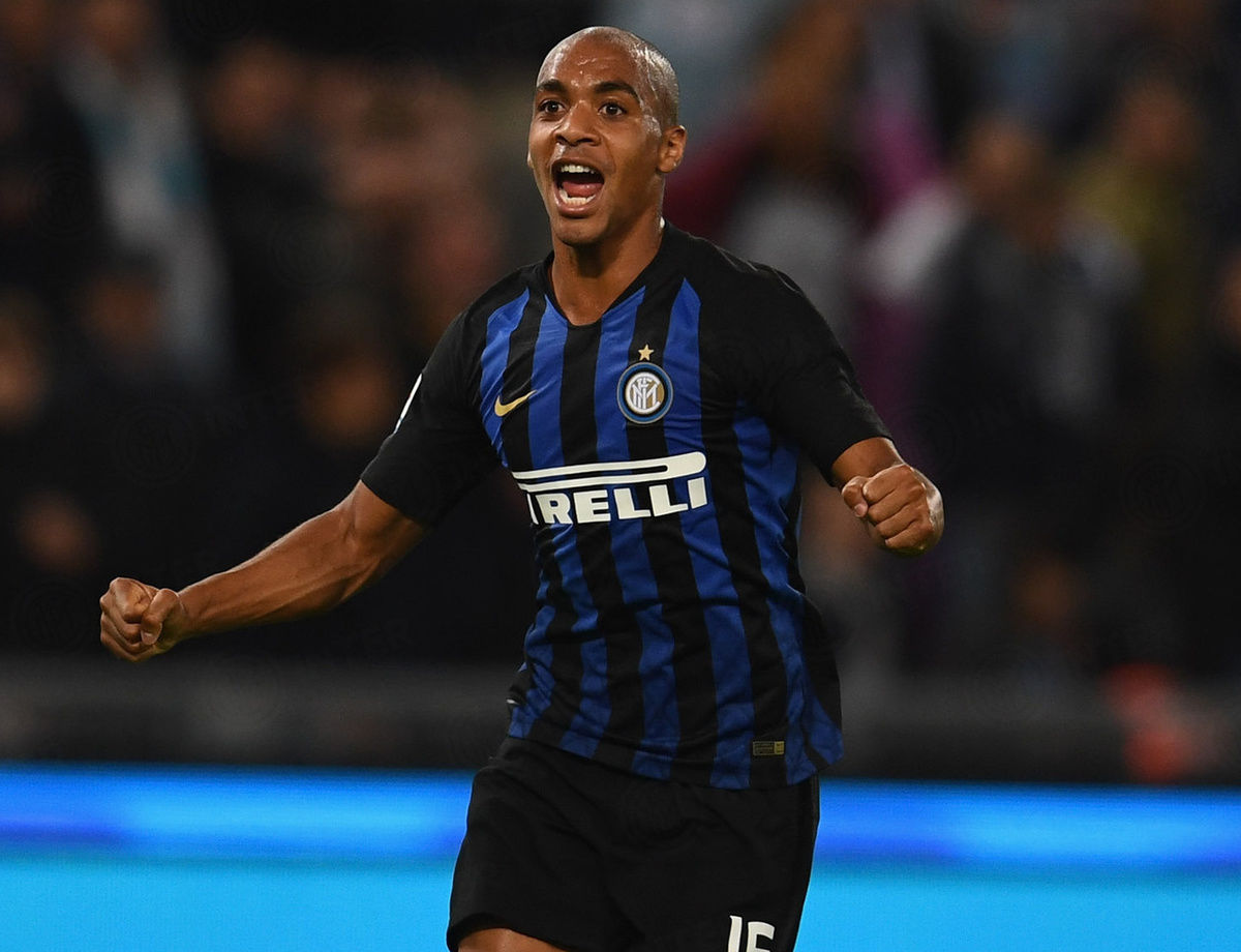 Joao Mario features during Italy's 0-0 draw with Portugal