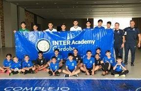 Inter Academy Argentina: momentos especiales con Icardi y Lautaro en Córdoba