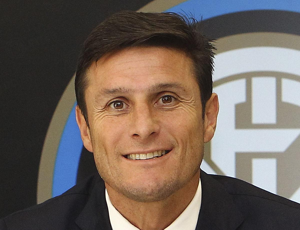 """Javier Zanetti è """"Ambasciatore della Grande Milano nel Mondo 2018"""""""