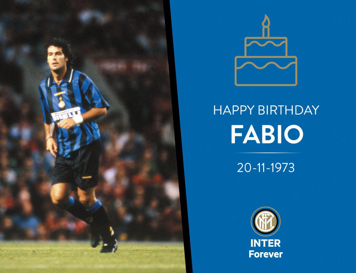Happy Birthday, Fabio!