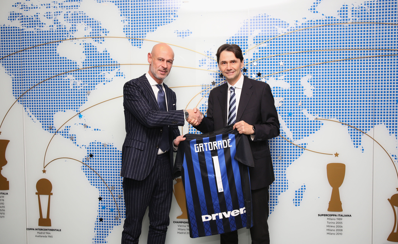 Gatorade resmi menjadi Official Sports Drink Inter