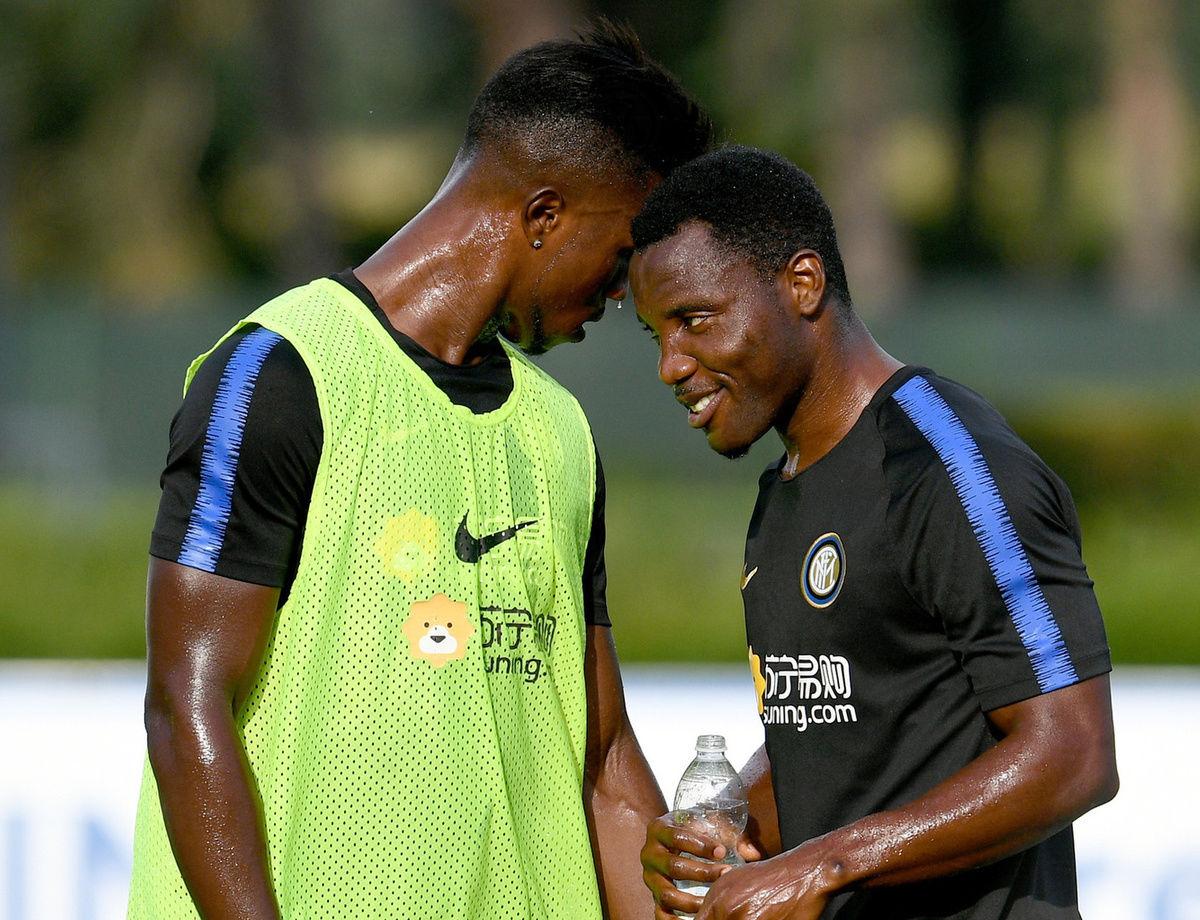 "Asamoah e Keita: ""Arrivano partite importanti"""
