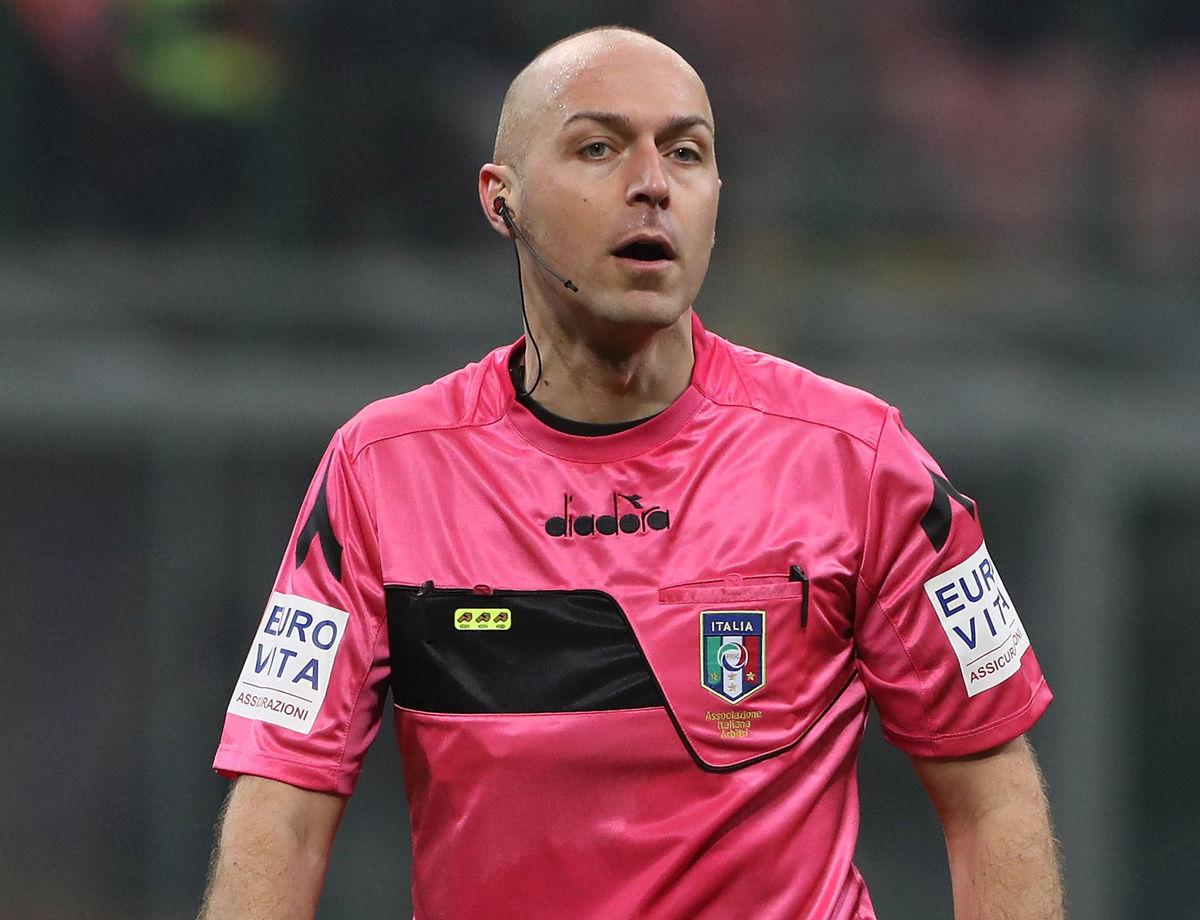 Sarà Pairetto l'arbitro di Inter-Frosinone