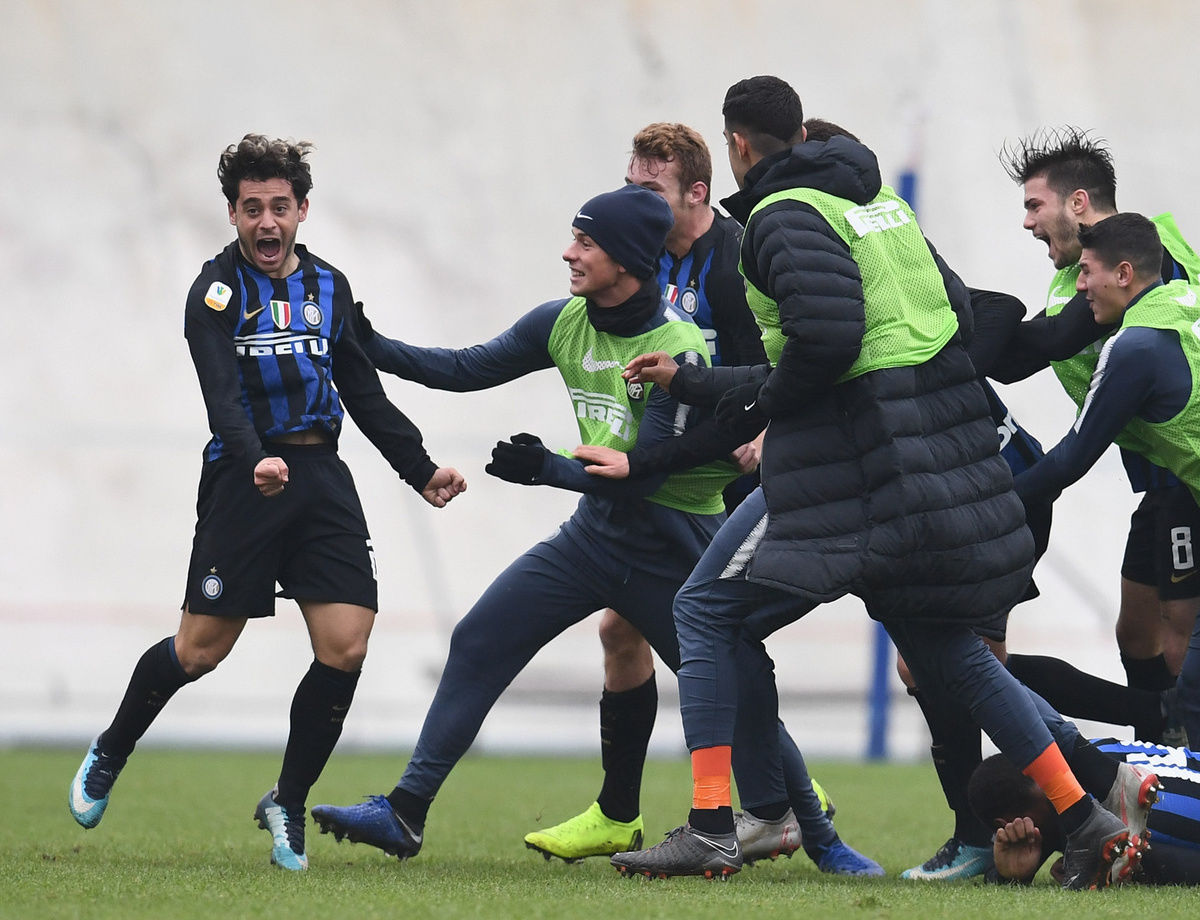 Primavera 1 TIM: Milan 3-4 Inter