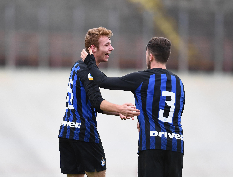 Even the Primavera #DerbyMilano is Nerazzurro: the photos from Milan vs. Inter